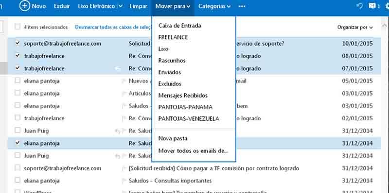 3 Dicas sobre Hotmail